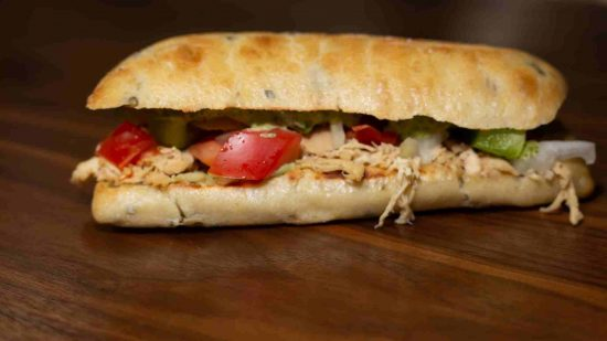 CHICKEN PESTO Sandwich