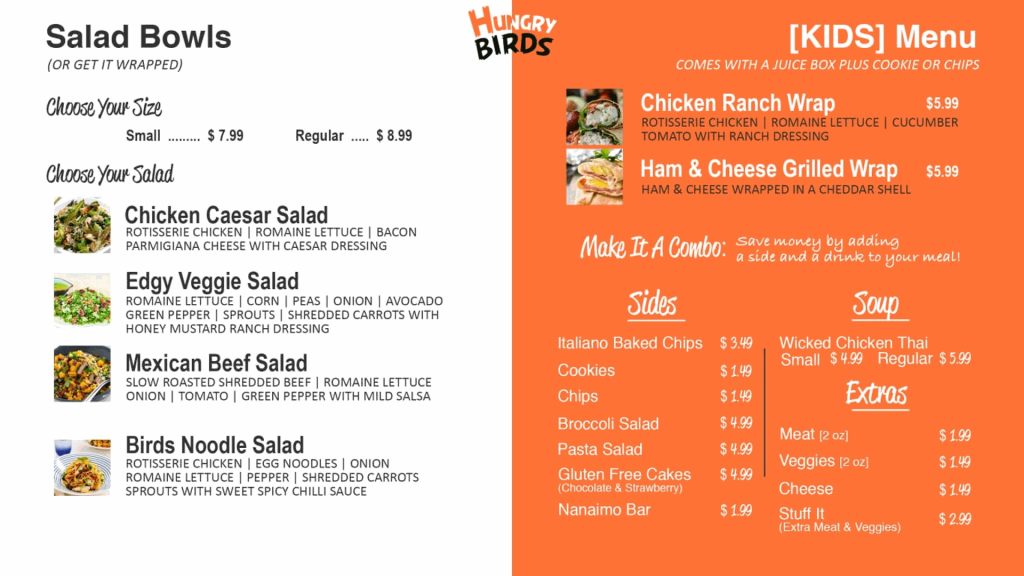 hungry-birds-kids-menu