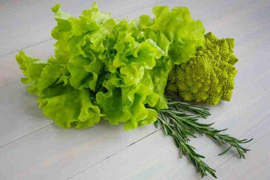 Edgy Veggies Salad