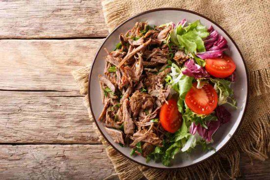Mexican Beef Edmonton Salad