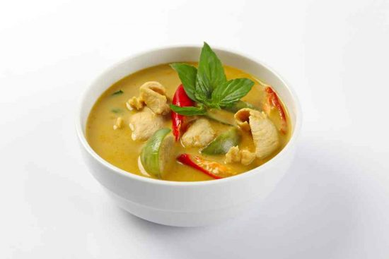 Wicked Chicken Thai Soup